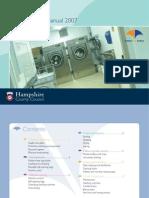 Proc 0807 Laundry Manual 2007