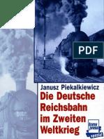 Die Deutsche Reichsbahn in Zweiten Weltkrieg