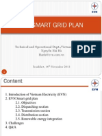 EVN Smart Grid Plan
