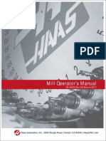 HAAS VR11B MillOperManual