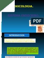 Toxicologia Sis Endocrino