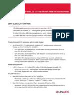 HIV Global Statistics