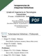 Turbomáquinas - Tema 1