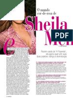 Sheila Mello - Revista ZZZ