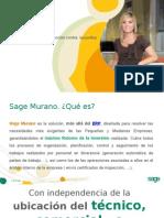 Sage Murano para empresas de seguridad, proteccion y extincion.pptx