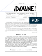 Adavane 1929