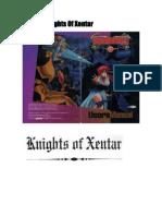 Knights of Xentar - Juego DOS para PC