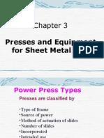 2 Presses & Eqipments