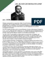 Giulio Caccini