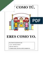 PROYECTO DE IGUALDAD