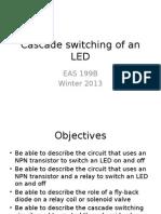 Cascade Switching LED(1)