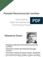 3.1.3.6 - Penyakit Neuromuscular Junction