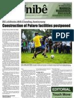 Unibê Wallnews 2015 BU Week Coverage Series 1