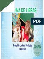 Oficina de Libras - Inclusão na educação