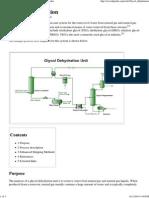 Glycol Dehydration -