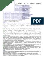 LEGEA EDUCATIEI nr.  1-2011 SEPT. 2015.doc