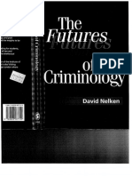 O Futuro Da Criminologia de Stuart Henry