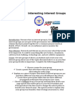 15-16 chapter 10  11 student centered activity interest groups  1