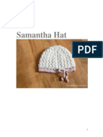 Samantha Hat Pattern