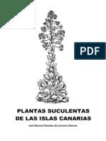 Plantas Suculentas de Las Islas Canarias