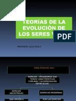 TEORÍAS DE LA EVOLUCIÓN.ppt