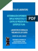 Empuje Hidrostatico. PDF