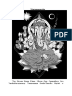 Mantras Ganesha
