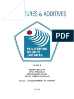 English Paper Admixtures
