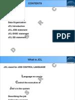 Jcl Training (7 Days)