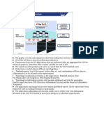 SAP_Information Systems Structure