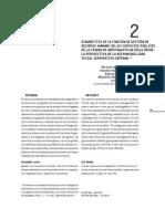 Diagnóstico de La Función de Gestión de Recursos Humanos de Los Servicios Públicos