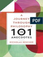 101 Anecdotes - A Journey Through Philosophy