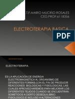Electroterapia Basica