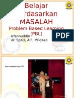 Belajar Berdasarkan Masalah 2011