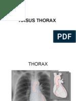 Bimbingan Kasus Thorax (Ts)
