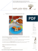 Cocinando Entre Olivos_ Nuggets de Pescado Caseros Para Niños