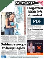 POST Newspaper for 26th of September, 2015