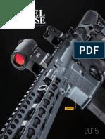 Daniel Defense 21-010-03038-006 Picatinny Santoprene Tactical Rifle Rail Panel