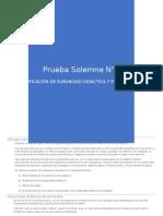 Función Adjetiva y Sustantiva Planificación de Subunidad