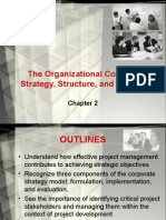 WEEK 2-The Organization Context Strategy, Structure and Culture