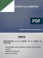 Introduccion a La Logistica PPT 1