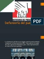 Defensoría Del Pueblo