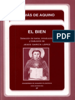 Santo Tomas de Aquino - El Bien