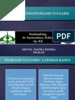 PPT CASE Psoriasis Vulgaris