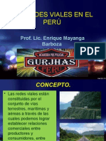 Redes Viales Peru