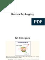 The unique art of Gamma Log