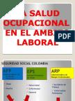 Marco Legal de La Salud Ocupacional