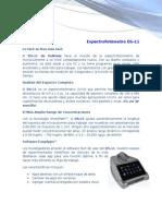 EspectrofotometroDS-11