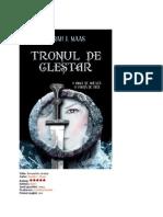 Recenzie Tronul de Clesta-Sarah J. Maas