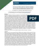 Analisis Dinamico de Silos Circulares de Concreto Armado